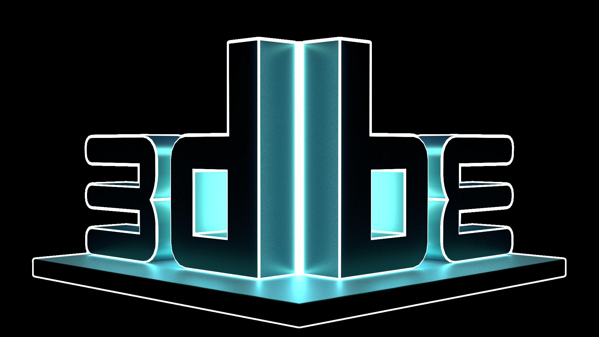 Logo 3DBE